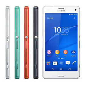 Sony-Ericssion-XPERIA-Z3-Compact-D5803-16GB-4G-Cellphone-Unlocked-4-Colors