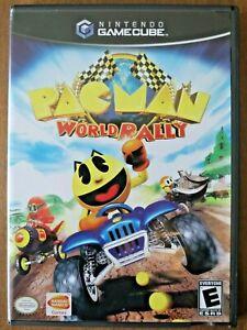 Pac-Man World Rally (Nintendo GameCube, 2006) Complete in Box (CIB), Exc Cond