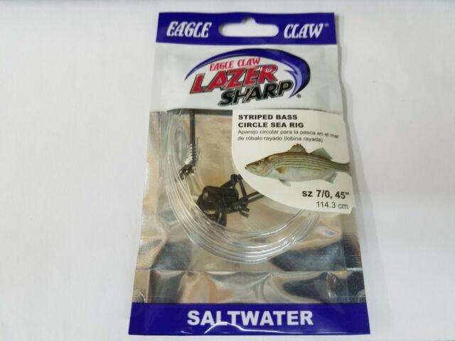 Eagle Claw L921 Striped Bass Hi Lo