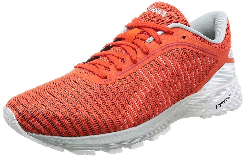 ASICS Running Schuhes DynaFlyte 2 TJG956 Orange Weiß US8(26cm)