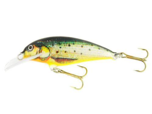 Krakusek No.7 5,5cm 4,5g Wobbler Floating Lure Handmade Trout Chub Perch