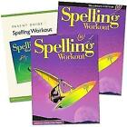 Spelling Workout Homeschool Bundle Level H Copyright 2002 [With Parent Guide and Teacher's Guide] (2011, Taschenbuch)