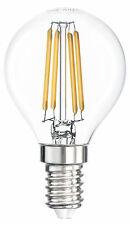 Müller-Licht 4W LED Tropfen E14 (40W) Glühbirne Fadenlampe Retro Filament 400197