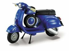 Retro Vespa Scooter Motorcycle Iron Model Handwork Toy Collectible Home Decor