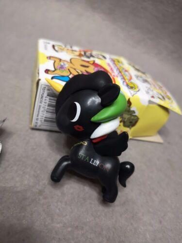 "RARE Tokidoki Unicorno Series 2 CHASER MARIO 2.5/"" Vinyl Figure With Box"