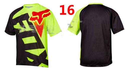 Herren FOX Ranger SS Radtrikot SP20 Kurzarm Mountainbike MTB Racing DE
