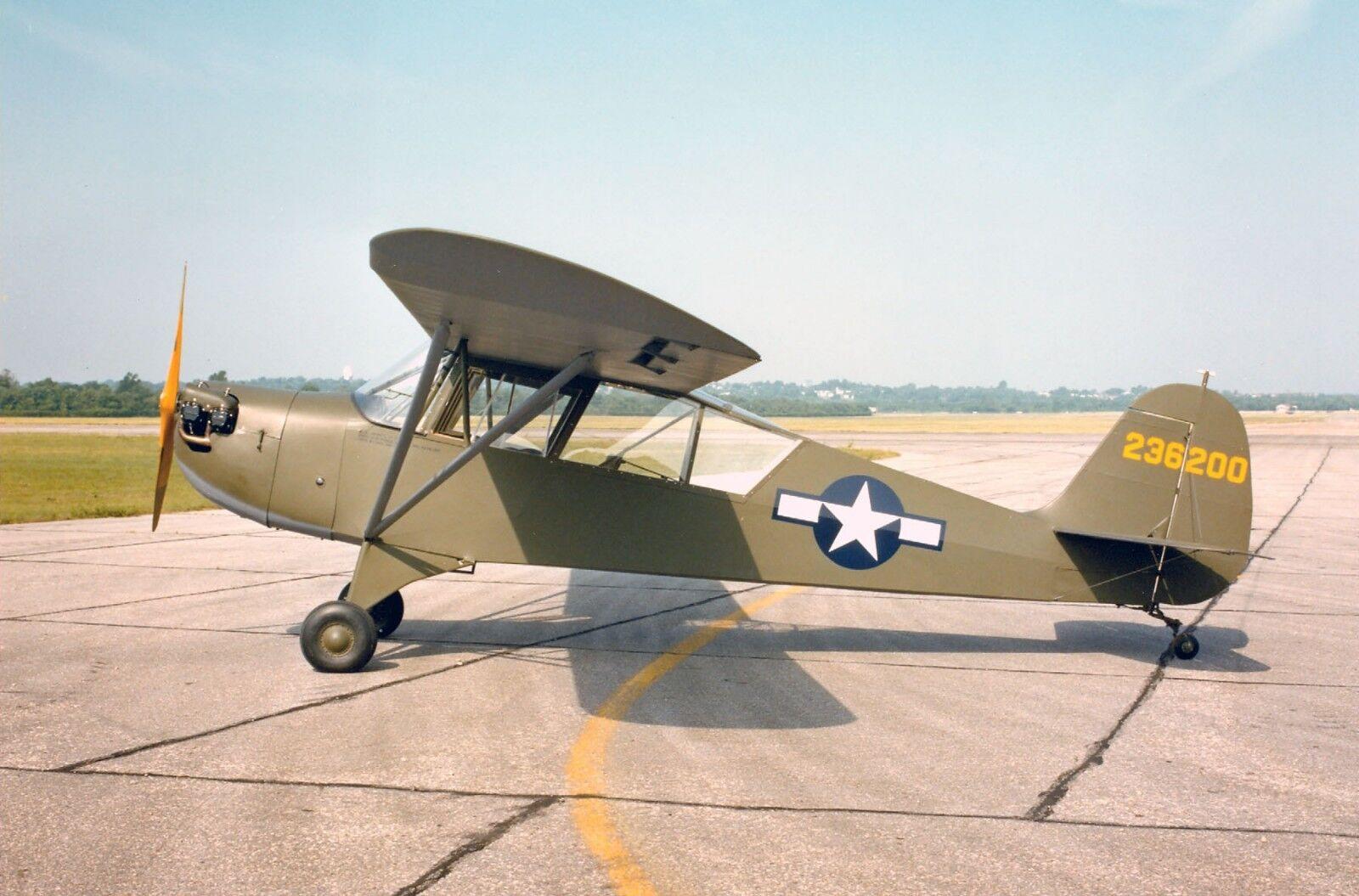 AERONCA 0 58 A Grasshopper. Modellbauplan