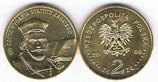 500 L. Wydania Statutu Laskiego 2006 2 Zl Muenze Nordic Gold BFR