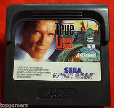 True leggi-Arnold Schwarzenegger-Acclaim-SEGA GAME GEAR GG