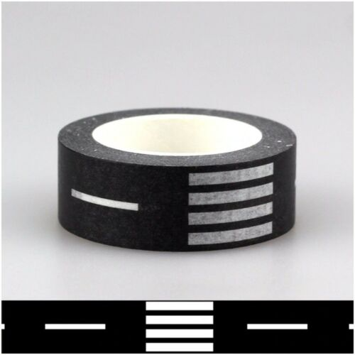 Choice Of Designs 15mm x 10 Metres Roll Road Markings Themed Washi Tape