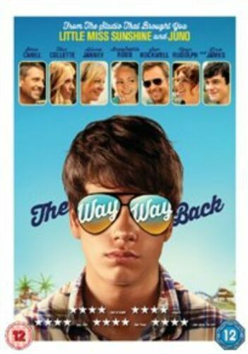 1 of 1 - The Way Way Back DVD/new and sealed