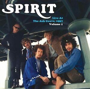 Spirit-Live-At-The-Ash-Grove-1967-Vol-I-2016-CD-NEW-SEALED-SPEEDYPOST