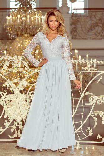Ärmel Rücken Abendkleid Spitze ausschnitt Numoco Figurbetont Tailliert Kleid nTRzqvSv1