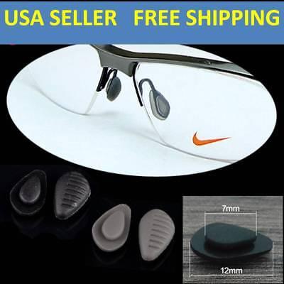 Motear triángulo creciendo  Silicone Nose Pads for Nike Eye Glasses -High Quality Sunglass -US Seller |  eBay