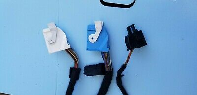 E36 Instrument Cluster Sdometer Wiring harness Pig Tails Plugs 325 on