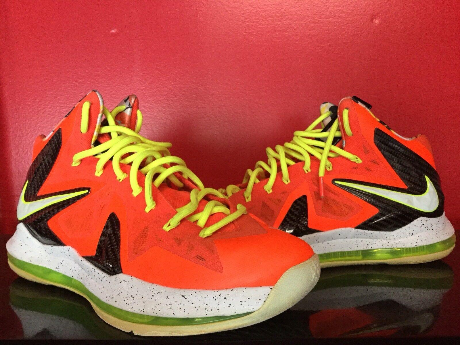 Nike Elite airmax LeBron x 10 Elite Nike comodo precio de temporada corta, beneficios de descuentos e135ca