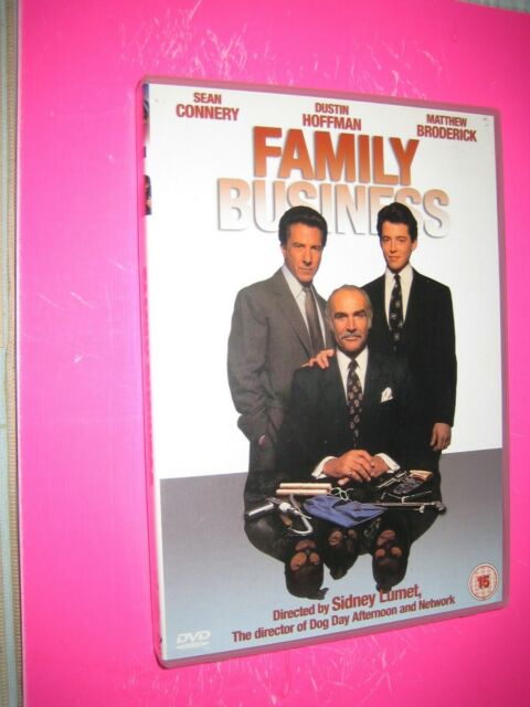 Family Business (DVD, 2004); Sean Connery, Dustin Hoffman, - With FREEPOST