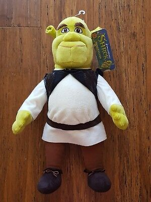 Dreamworld Shrek Plush Soft Stuffed Doll Toy 15/'/' 38 cm