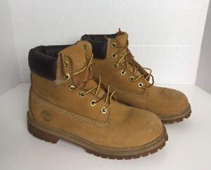 Timberland-Boots-Classic-Premium-Wheat-Big-Kids-Size-4-5-10960-NIB