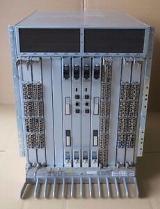 Details about Brocade ED-DCX-B Connectrix Director Switch 100-652-512  FC8-48 FC8-32 CP8 CR8