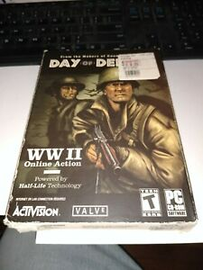 Day-of-Defeat-PC-Acceptable-pc-Windows-2000-Windows-98-Wi-Video-Games-READ