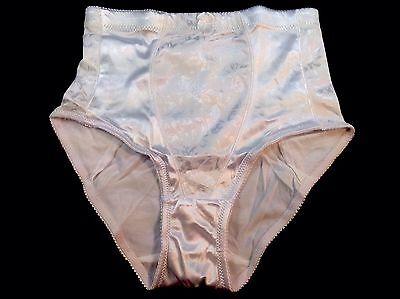"""Women Panties,Briefs/""""Eva Cervantes/""""Size M Black Soft shiny Satin W//decoration"""