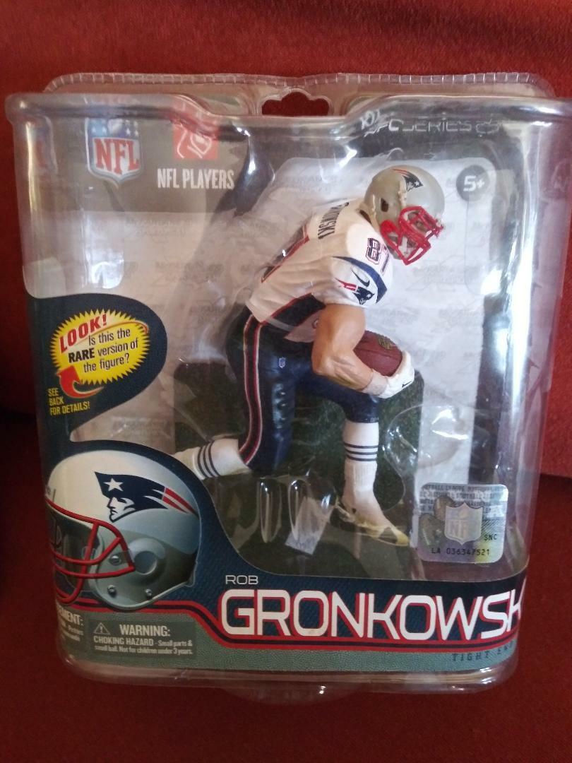 Rob Gronkowski Gronkowski Gronkowski New England Patriots 2012 McFarlane FIgure bb4fba