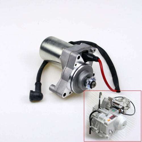 Electric Starter Motor 3 bolt Upper Engine Mount fit Honda Razor ATV Dirt Bike