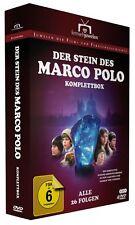 Der Stein des Marco Polo - Komplettbox - Alle 26 Folgen - Fernsehjuwelen DVD