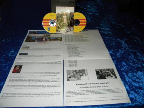 AFVN VIETNAM 4TH JULY 1970 24 HOUR MARATHON TOP 300 STATESIDE HITS ON 2 CD/'S
