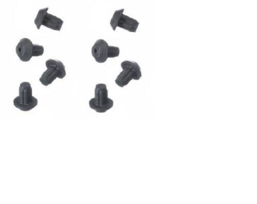 Siemens 00166281//166281 Herdplatte Schalenträger Gummifüße Packung zu 8