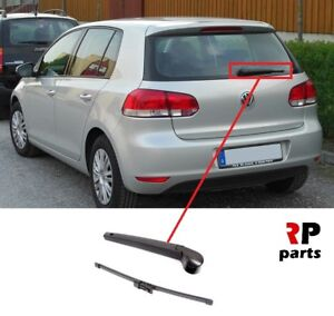 FOR-VW-GOLF-VI-09-13-POLO-6R-09-17-NEW-REAR-WIPER-ARM-WITH-280-MM-BLADE