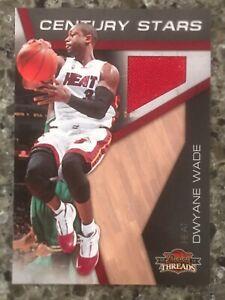 Dwyane-Wade-Miami-Heat-Panini-Game-Worn-Jersey-Basketball-Card-79-399