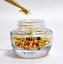 KR-24K-100-Gold-Leaf-Gilt-Powder-Edible-Flakes-Food-Decoration-Glass-Jar-300mg miniature 5