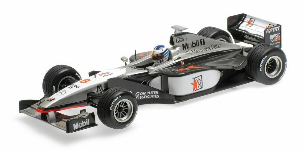 Minichamps F1 McLaren Mercedes MP4-13 Mika Hakkinen 1 18 World Champion 1998