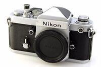Nikon F2 with DE-1 Plain Prism. Fully Working. for Nikon F Lens