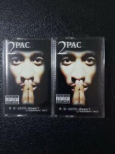 Tupac RU Still Down Cassette