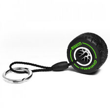 Pirelli Intermedio Pneumatico Portachiavi – Verde