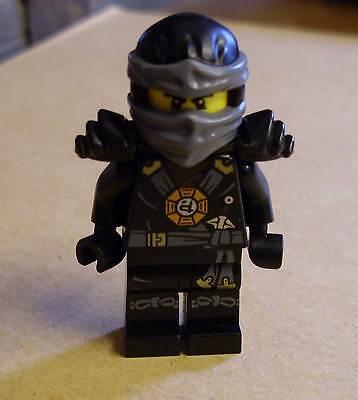 Neu blau schwarz Rüstung Helm Lego Ninjago Figur Jay Torso Emblem Armor