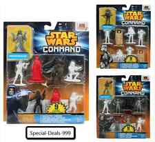 Set 2 von 3 / 1 HASBRO Star Wars Command Battle Pack / Angriff der Sandtrooper