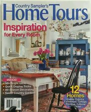 Country Sampler's Home Tours 2016 Inspiration For Every Room FREE SHIPPING sb
