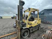 2012 Hyster S155ft Solid Tire Forklift Diesel Engine 15000lbs Toyota Hyster