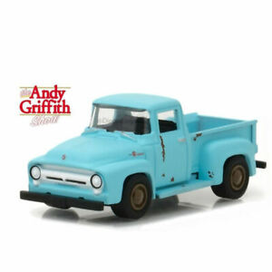 GREENLIGHT-1-64-FORD-USA-F-100-PICK-UP-1956-THE-ANDY-GRIFFITH-SHOW-TV-S
