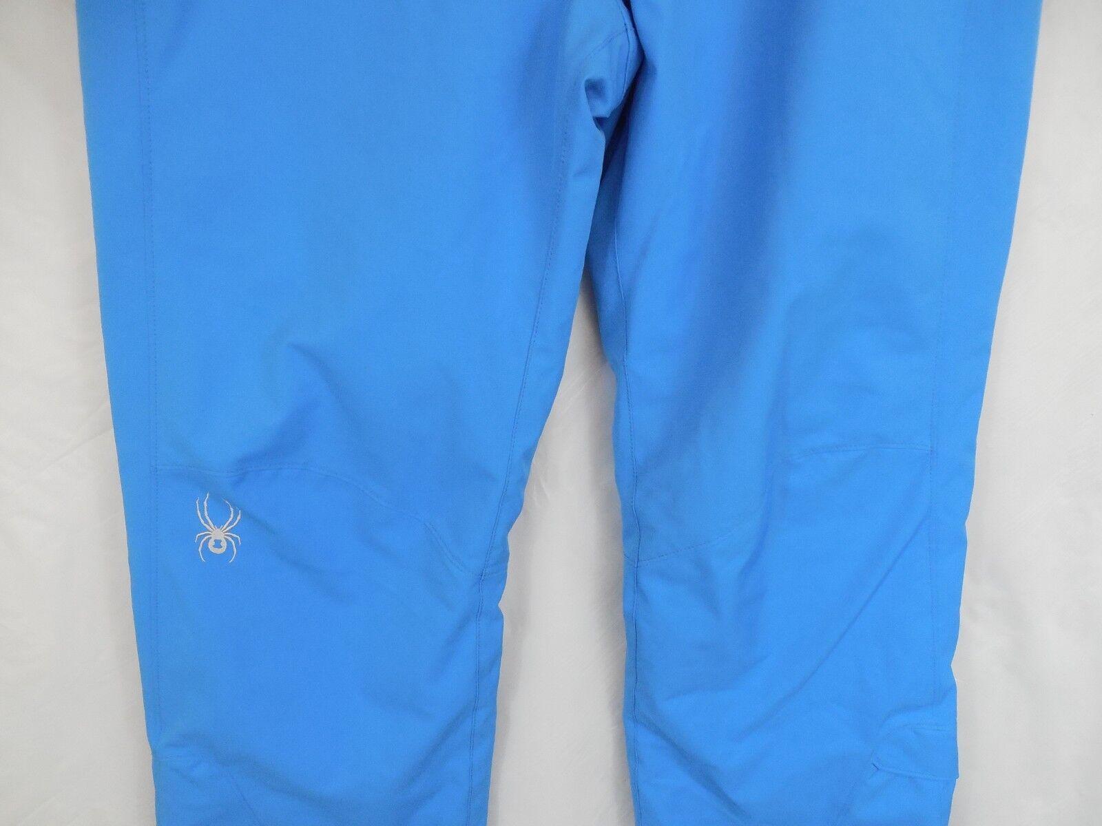 Damenschuhe 8 Spyder Blau Ski Snowboard Winner Pants TailoROT Pants Winner Spylon 10k 3b079a