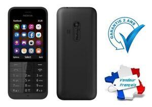 Téléphone Mobile Portable Débloqué 100% Neuf Original Nokia 220 Dual Sim (Noir)