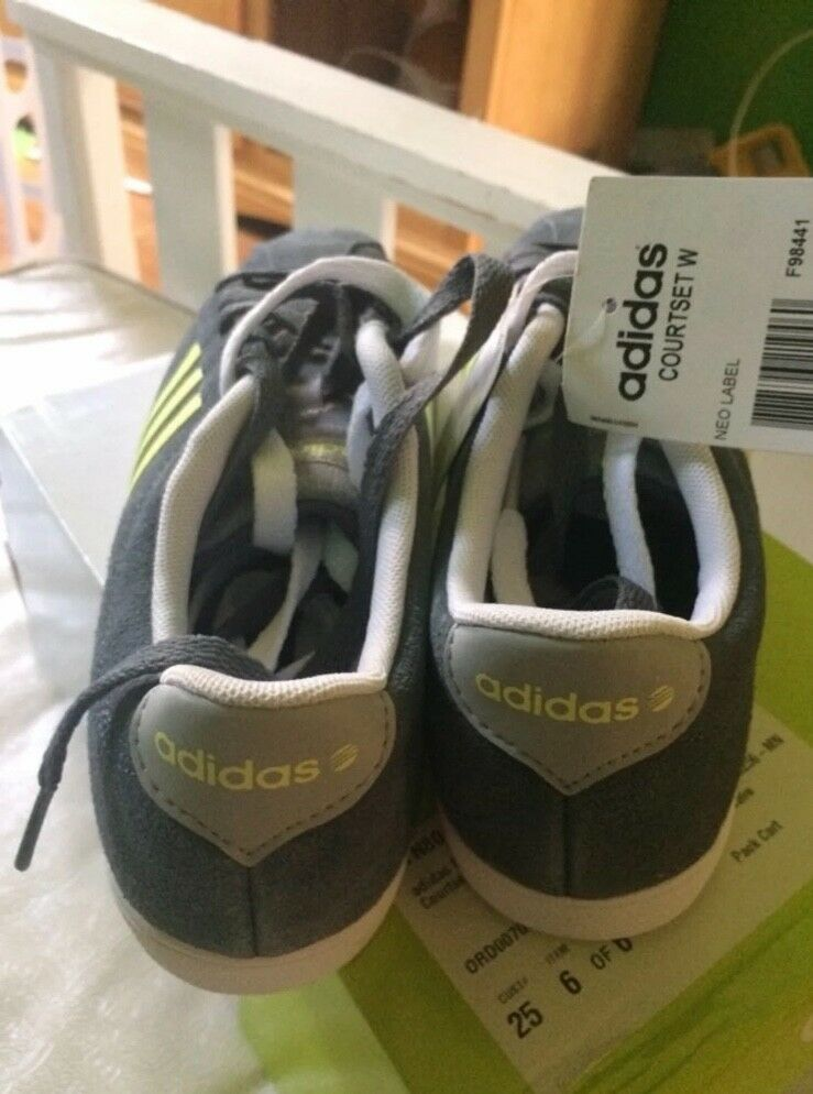 the latest 84bf3 05c53 ... Adidas Adidas Adidas NEO Courtset women shoes size 7 8c70b6 ...