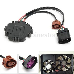 Radiator-Cooling-Fan-Control-Module-For-AUDI-A3-TT-VW-GTI-Golf-Jetta-KN-HL