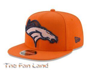 New-NFL-Denver-Broncos-New-Era-NFL-Meshed-Mix-9FIFTY-Mens-Snapback-Cap-Hat
