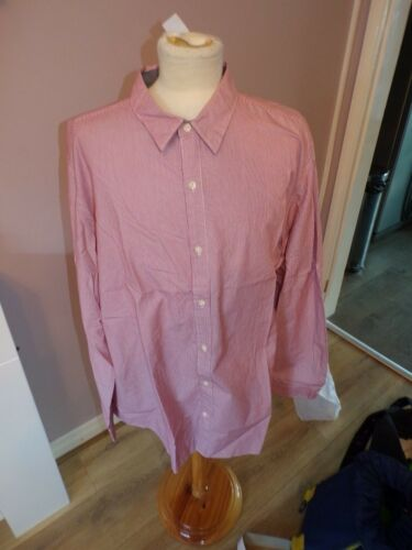 Pin Stripe Rrp Allendale Small Designer Timberland £75 Bnwt Uomo Shirt w1I4q1