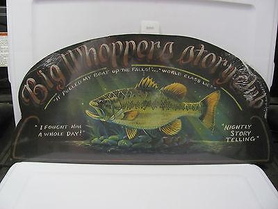 Albacore Tuna Rustic Wall Sign Plaque Gifts Men Fishing Fishermen Fish Outdoors